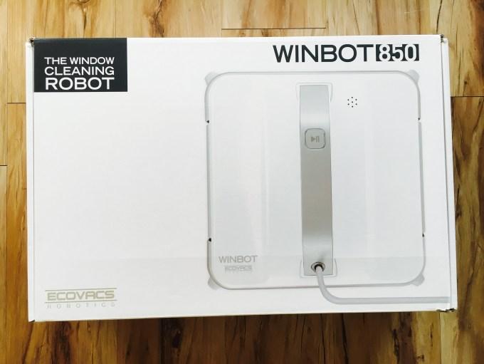 WINBOT窓掃除ロボットの口コミ/評判
