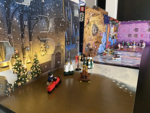 Lego Advent Calendars at my house