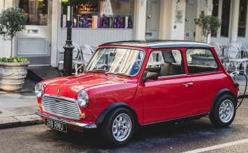 New Conversion Kit Turns Your Classic Mini Cooper Into A Timeless EV
