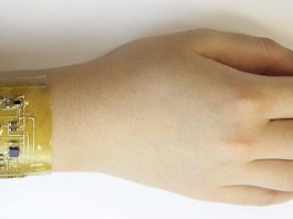 New 'electronic skin' is a recyclable, self-healing wearable device