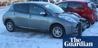 Norway's electric car drive belies national reliance on fossil fuels
