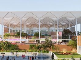 """Nordic unveils LEED Gold-targeted visions for """"India's greenest airport"""""""