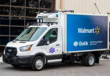 Autonomous short-haul delivery company Gatik unveils its first electrified box trucks