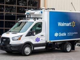 Autonomous short-haul delivery company Gatik unveils its first electrified box trucks