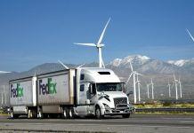 FedEx to Electrify Entire Fleet by 2040
