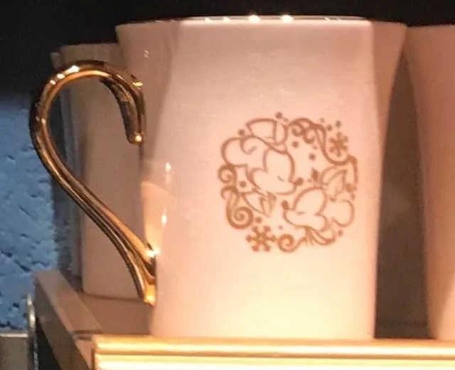 ミッキー・ミニーマグカップ