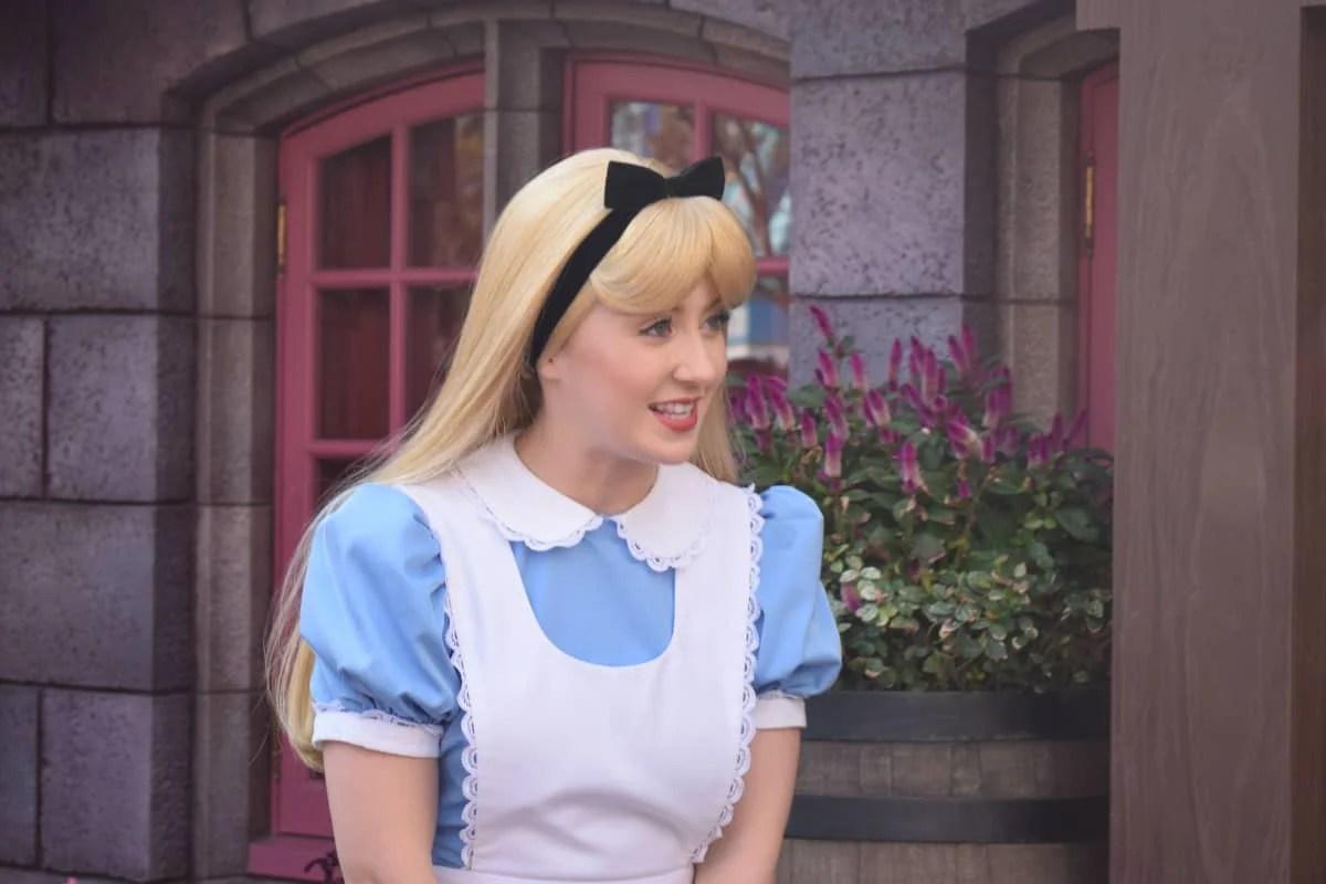 アリスの秘密。豆知識