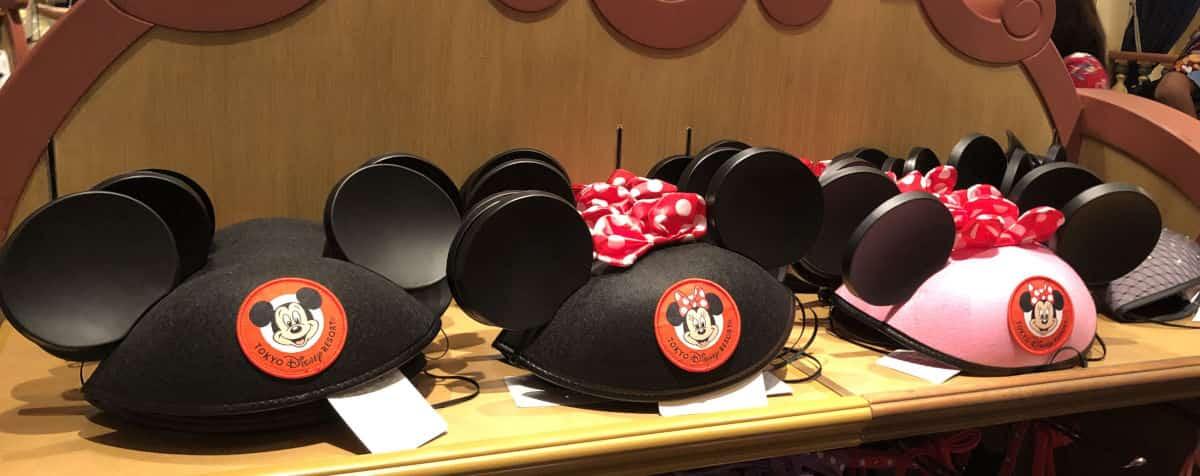 ディズニー帽子
