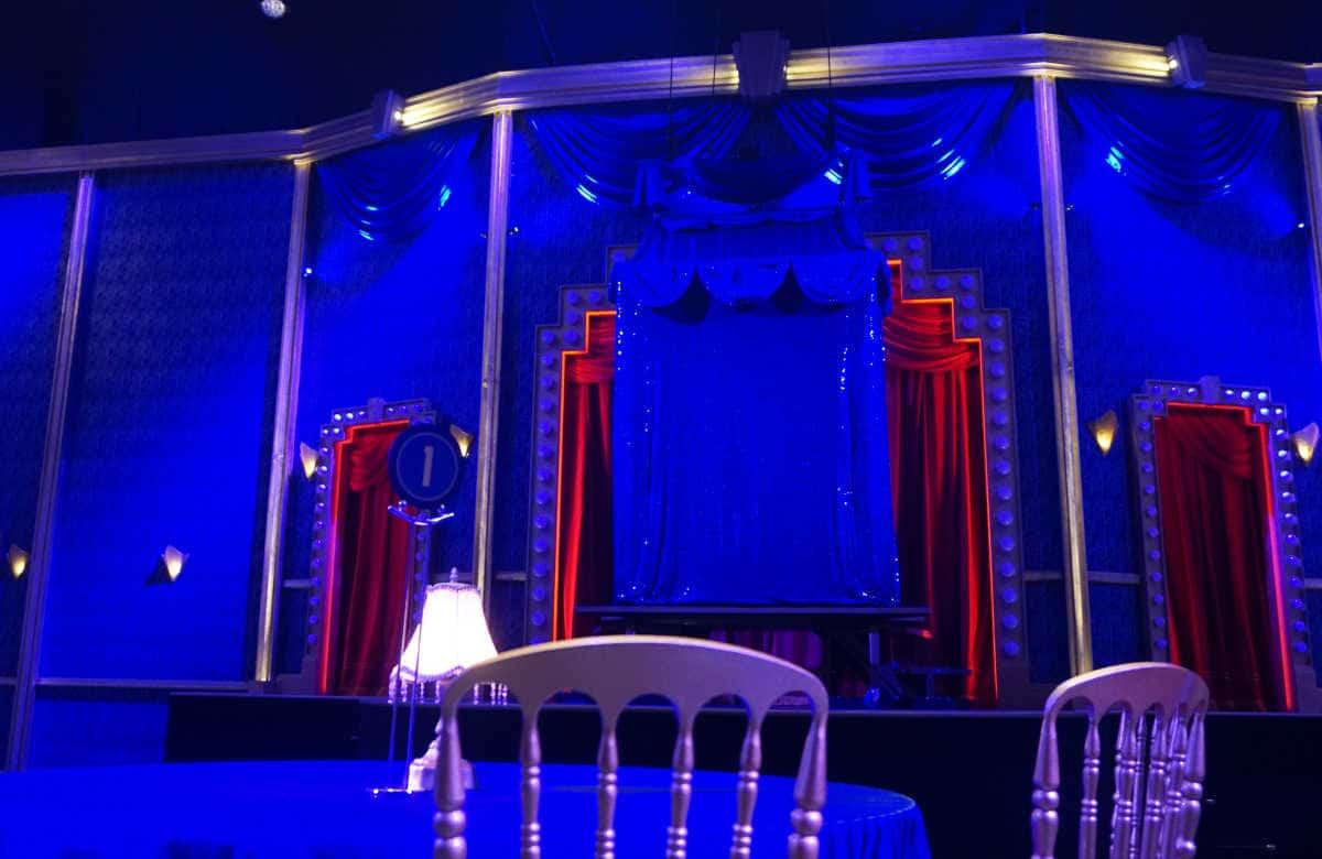 ピーコックシアター ステージ