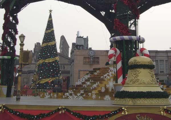 USJクリスマスの歴史