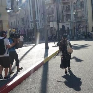 USJハリウッドエリア撮影