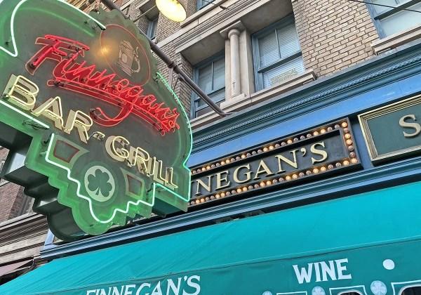 フィネガンズバー&グリルUSJレストラン