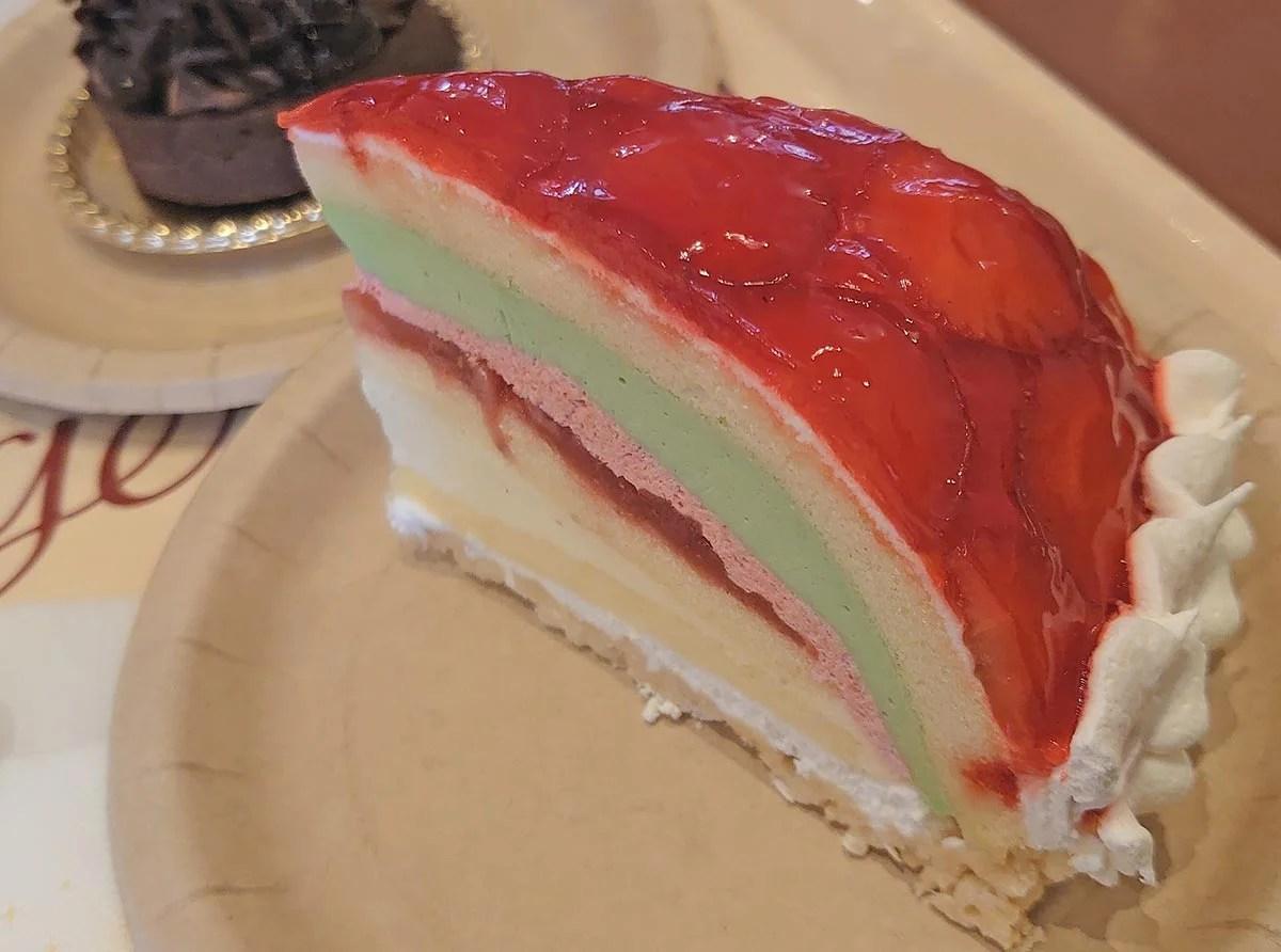 USJクリスマスケーキ