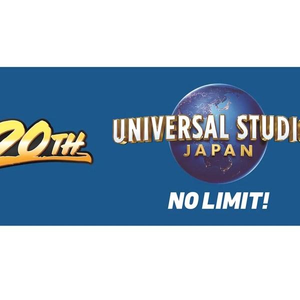 Nolimit USJ20周年イベント
