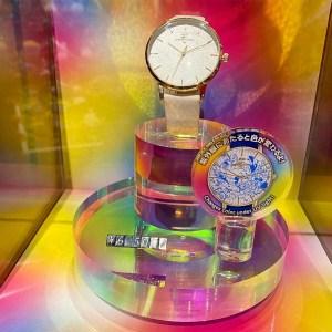 USJ20周年腕時計
