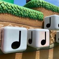 【USJ音符 隠しコマンド】秘密の音符ブロックのやり方