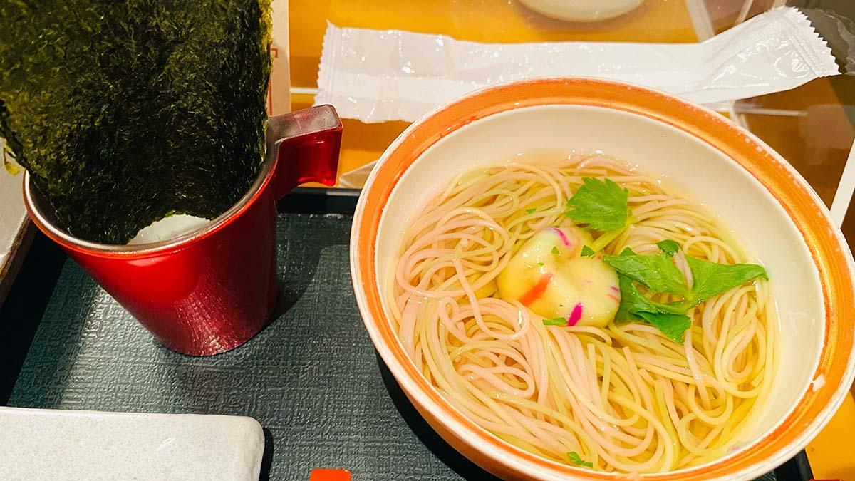 モダン寿司御膳