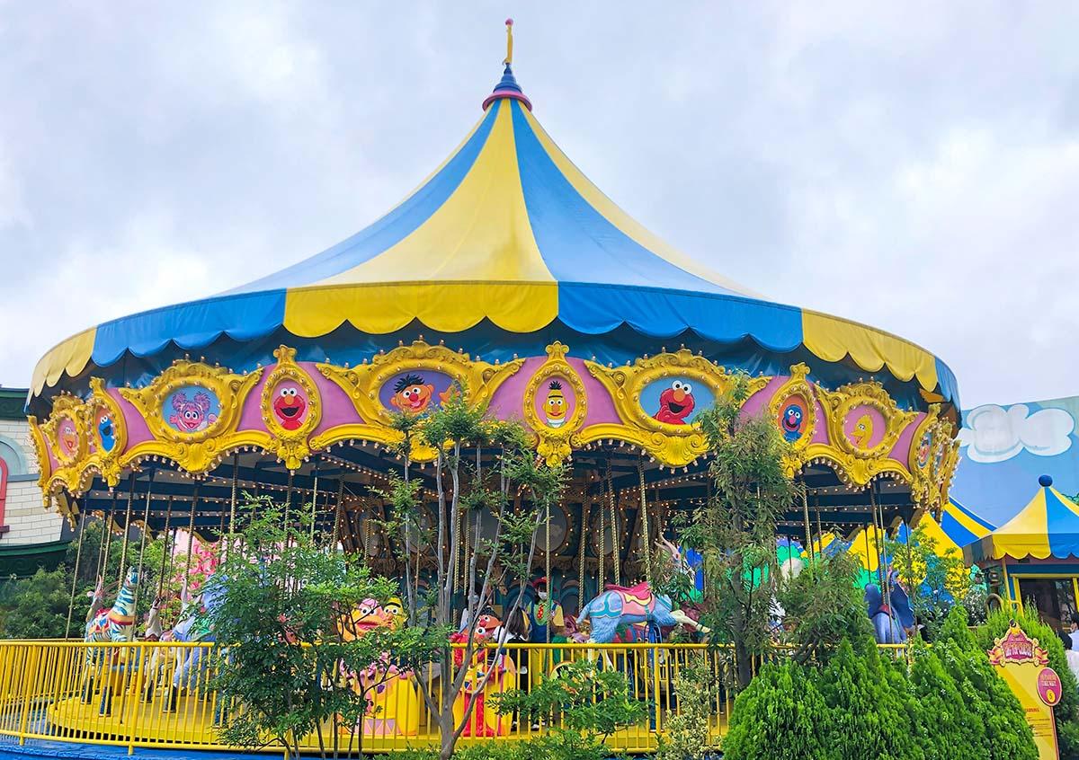 エルモのビッグトップサーカス