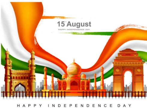 Independence Day Poster In Hindi 2020