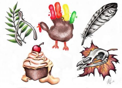 Thanksgiving Tattoo Special 2021