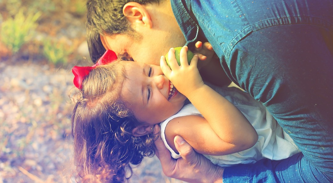 Et si vous commenciez à apprendre la gratitude à votre enfant?