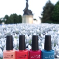CND Vinylux Rhythm & Heat Kollektion - hot oder not?