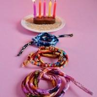 Banderas Seidenarmbänder Gewinnspiel zum Blog-Geburtstag