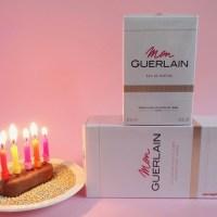 Mon GUERLAIN Eau de Parfum und Body Lotion Giveaway