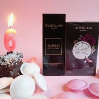 Guerlain La Petite Robe Noire Black Perfecto & Blurring Active Base Giveaway