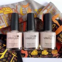 The Nude Collection von CND Vinylux - Liebe auf den zweiten Blick