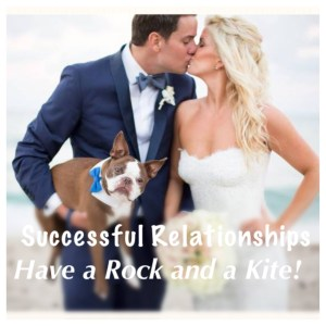 Successful Relationships have a Rock and a Kite – Which are you? by Happy Family Blog