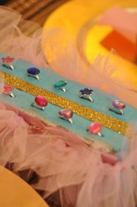 Let's Celebrate: Princess Party by Happy Family Blog - Ring Box