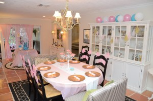 Let's Celebrate: Princess Party by Happy Family Blog