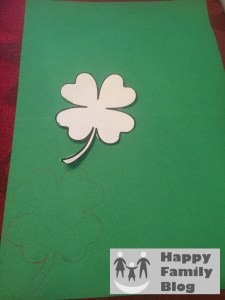 St. Patty's Day Necklace by Happy Family Blog
