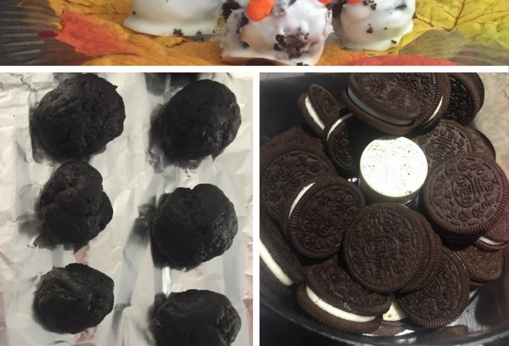 Oreo Cookie Balls – 3 Ingredient Easy! by Happy Family Blog