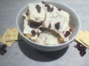 Cranberry Bliss Toffee by Happy Family Blog