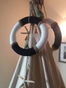 Happy Family Blog - Nautical Wreath