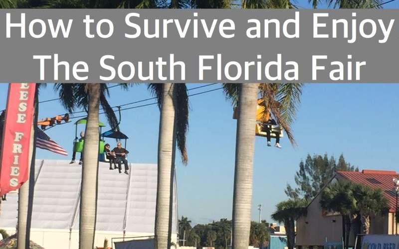 How to Survive and Enjoy The South Florida Fair