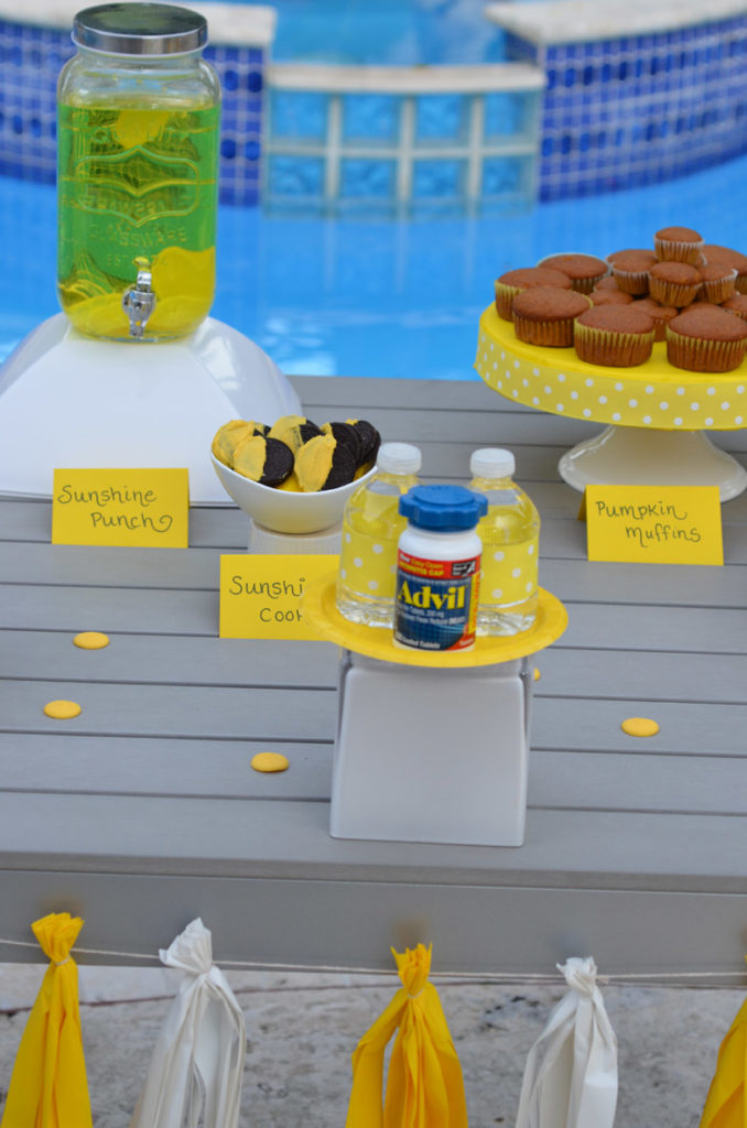 Sunshine Party by Happy Family Blog