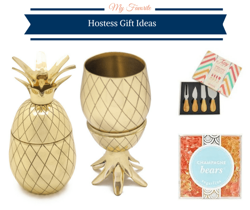 Hostess Gift Ideas by Happy Family Blog