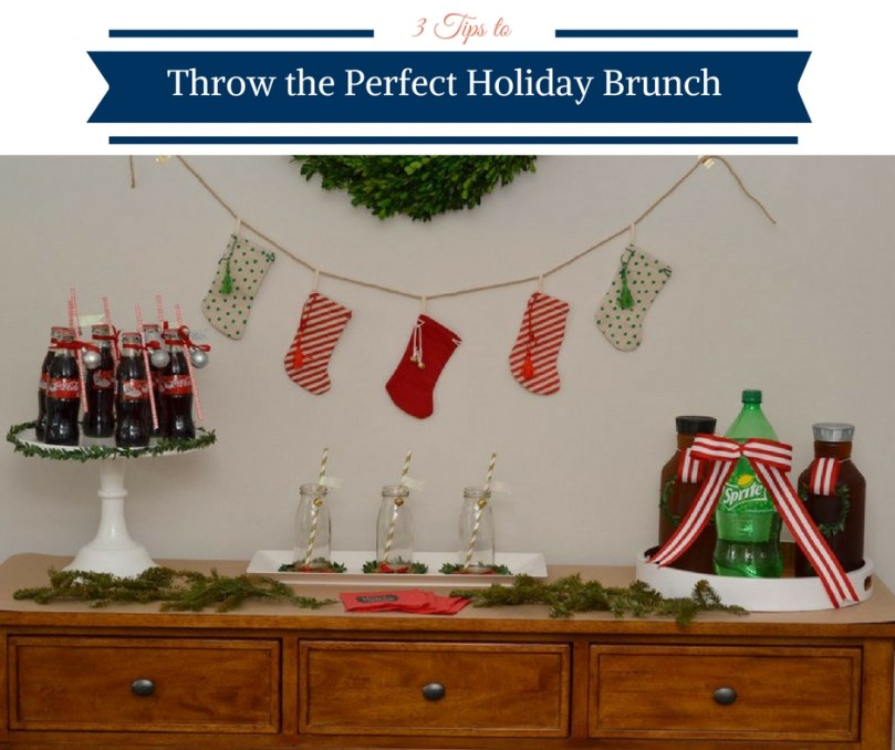 3 Tips to Throw the Perfect Holiday Brunch by Happy Family Blog