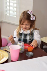 How to Host a Valentine Card Making Party by Happy Family Blog