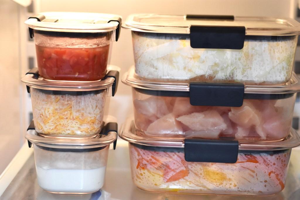 Weekly Meal Planning. healthy weekly meal plan