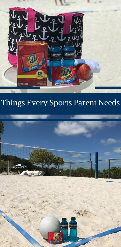5 Things Every Sports Parent Needs by Happy Family Blog