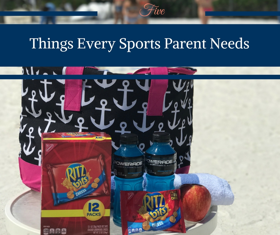 5 Things Every Sports Parent Needs