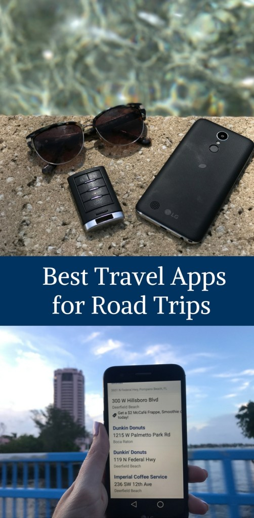Best Travel Apps for Road Trips by Happy Family Blog