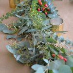 Diy How To Make Eucalyptus Garland Happy Family Blog