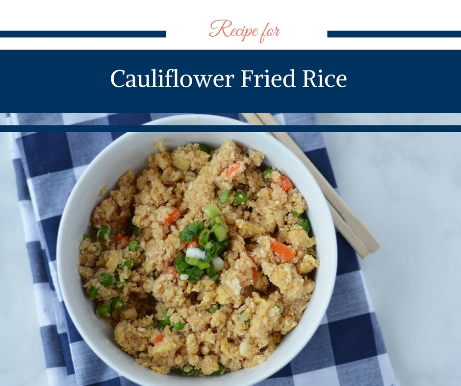 Cauliflower fried rice recipe happy family blog cauliflower fried rice cauliflower fried rice tasty cauliflower egg fried rice cauliflower fried ccuart Image collections