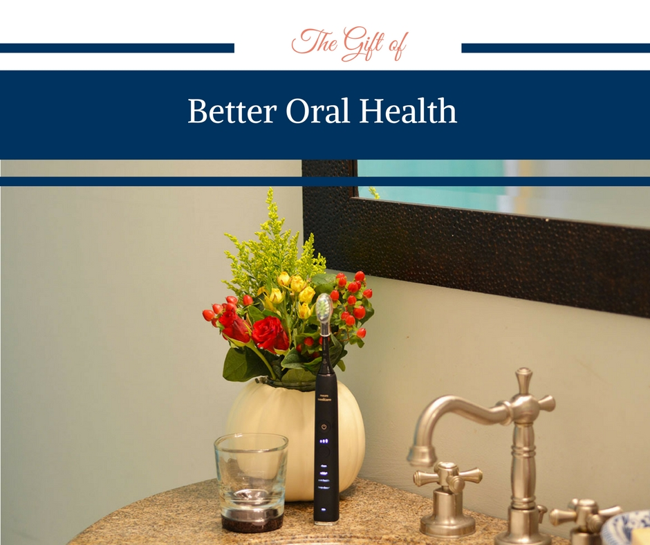 The Gift of Better Oral Health