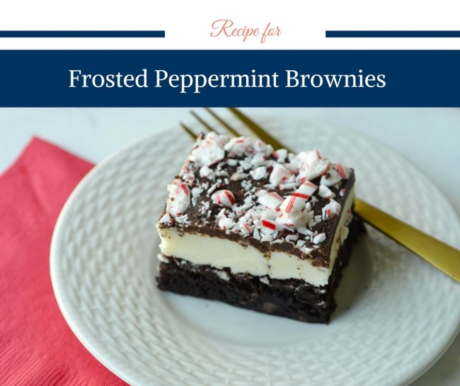 frosted peppermint brownies, peppermint brownies from mix, peppermint brownies recipe easy, peppermint brownies from a box, peppermint brownie recipe with box mix, easy peppermint brownies, peppermint extract brownies, york peppermint brownies, candy cane brownies recipe